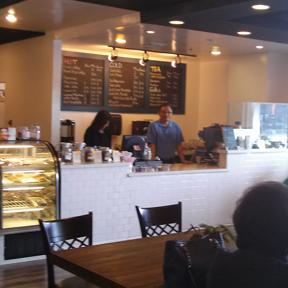 Abundant Life CRC's new cafe in Los Angeles' Koreatown.