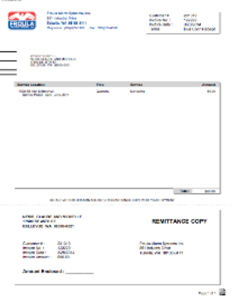 Sample view of a document