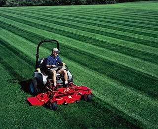 Lawn mowing services price