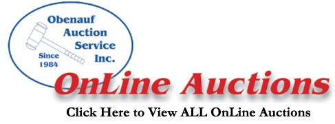 Obenauf Auction Service, Inc.