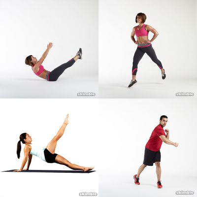 20 total body work out