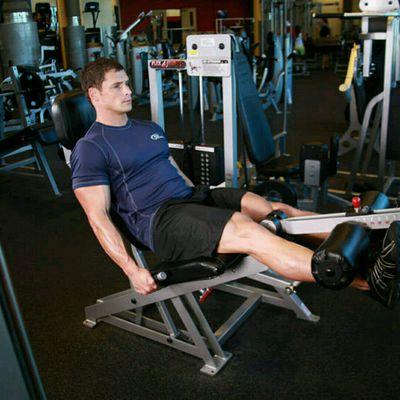 Leg extensions (custom)