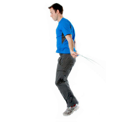 Jump Rope Backwards