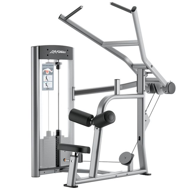 How to do: Machine Lat Pulldown - Step 1