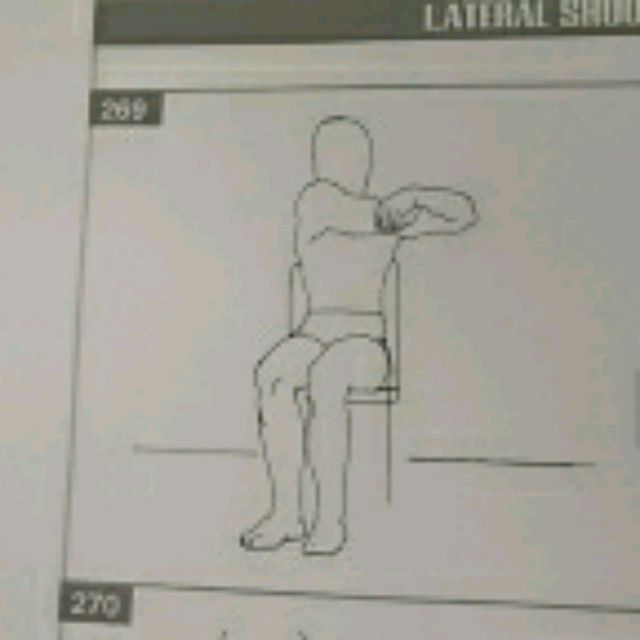How to do: Transition Into Lateral Shoulder - Step 1