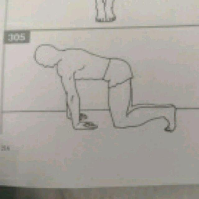 How to do: Wrist Extensor Stretch - Step 1