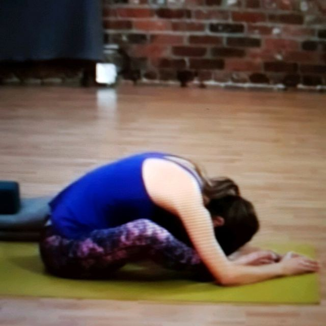 How to do: Butterfly Lean Forward (Badakanasana) - Step 5