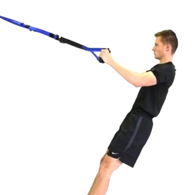 How to do: OVERHEAD L Extension - Step 1