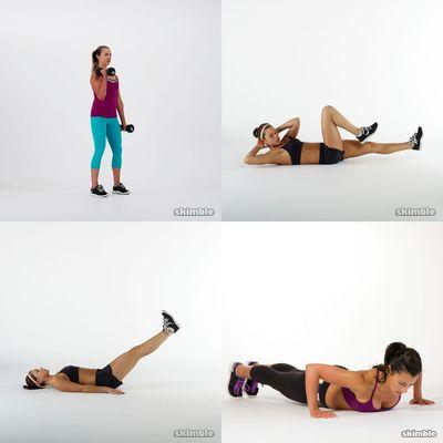 Intense Core Workouts