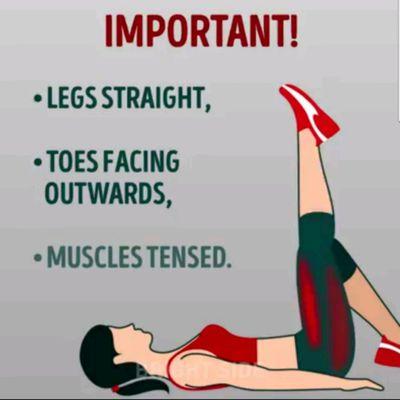 Bend Legs