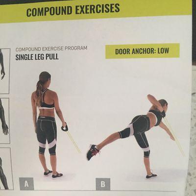 Single Leg Pull