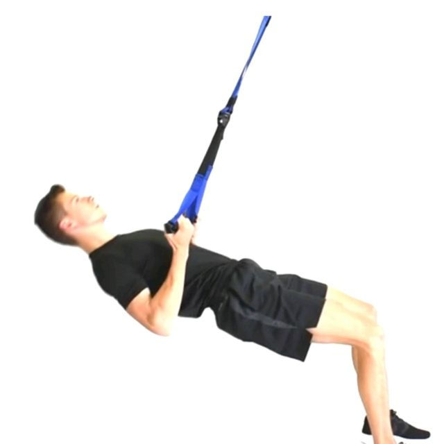 How to do: TRX Table top rows - Step 2