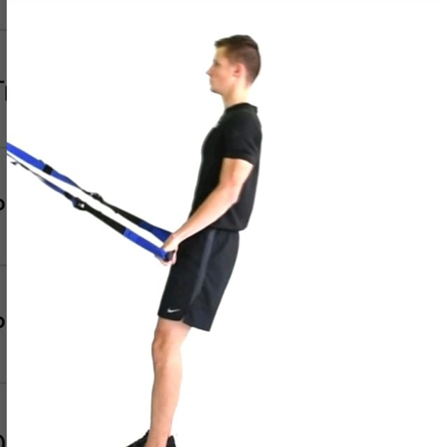 How to do: TRX Triceps Extension - Step 2