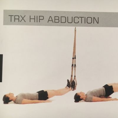 TRX Hip Abduction