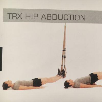 TRX Hip Abduction