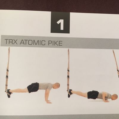 TRX Atomic Pike