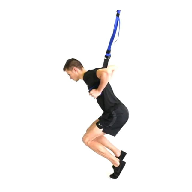 How to do: TRX FRONT SQUAT - Step 1