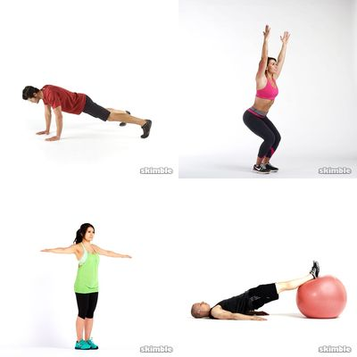 Daily Possible Workout