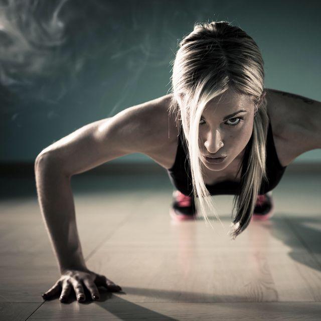 Entrenamiento Gym