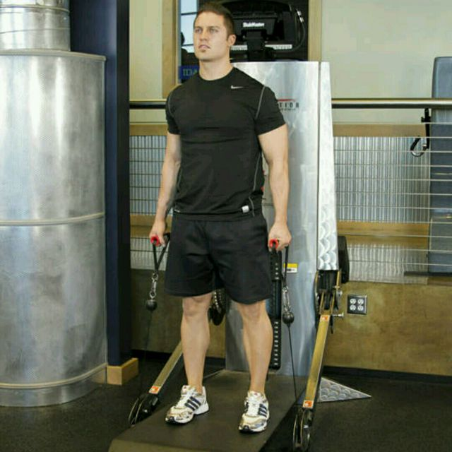 How to do: CM Deadlifts - Step 2