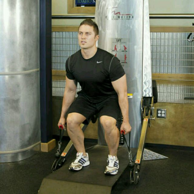 How to do: CM Deadlifts - Step 1