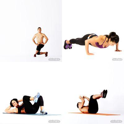 Beginning Workouts
