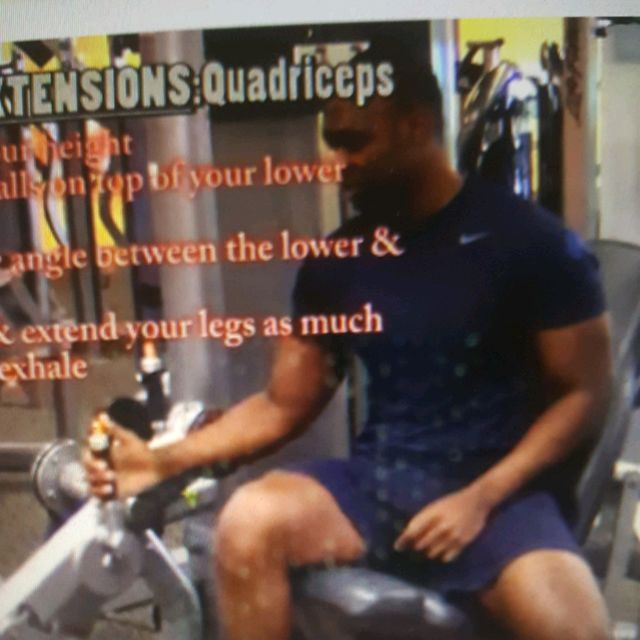 How to do: Machine: Seated Leg Extensions - Step 2