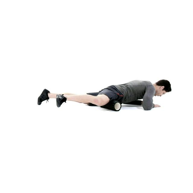 How to do: Groin Roll - Step 1