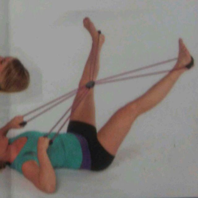 How to do: Hip Flex - Step 2