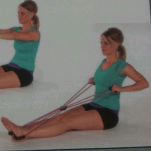 How to do: Triceps - Step 2