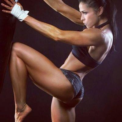 Knee Kick And Elbow