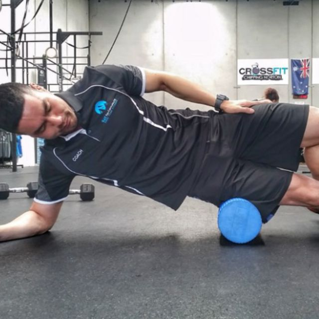 How to do: Vastus Lateralis - Step 1