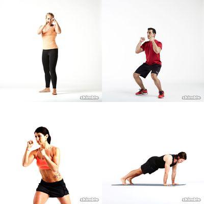 Cardio/Hiit Workouts