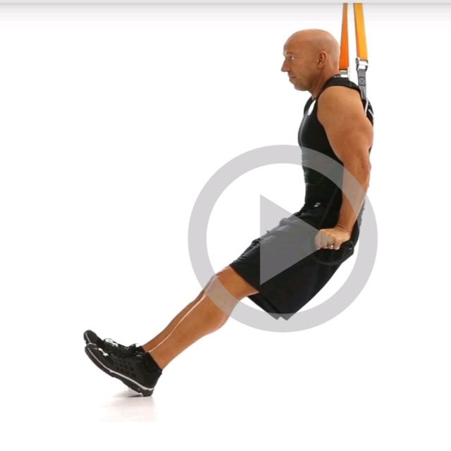 How to do: TRX DIPS - Step 1