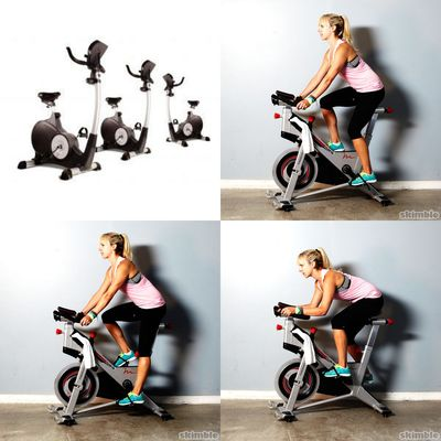 Workout With Bike