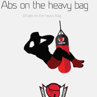 Abs On The Heavy Bag