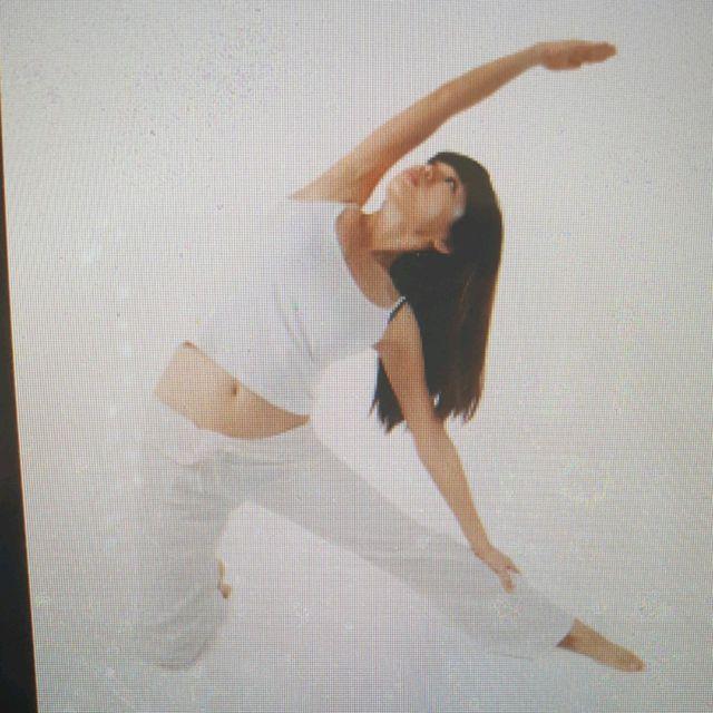 How to do: Stretch: Sideways Lean Left - Step 1