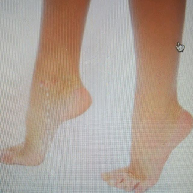 How to do: Stretch: Toe Walk - Step 1