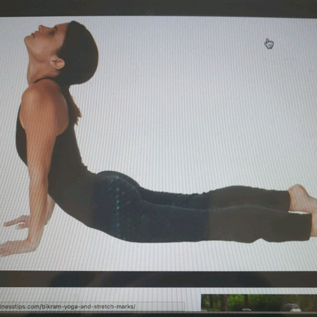 How to do: Stretch: Ab Yoga Pose - Step 1