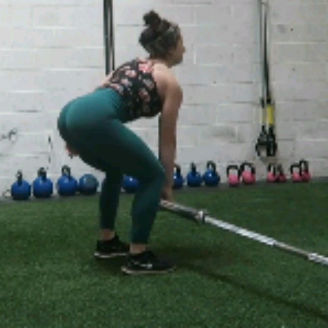 How to do: SQUAT TO LUNGE LAMDMINES - Step 5