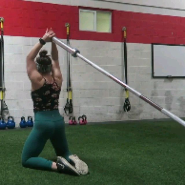 How to do: TRICEPS EXTENSIONS TO HIP THRUSTS - Step 5