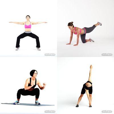 Lower Body Goals
