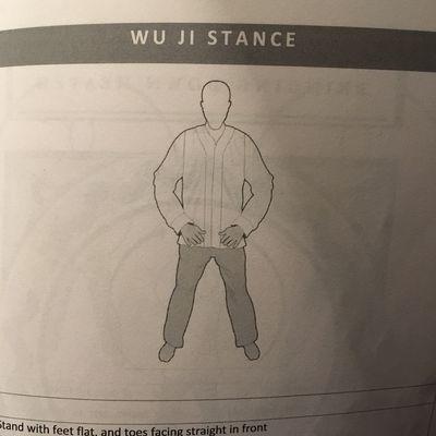 Wuji Stance