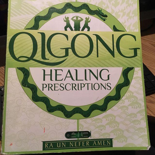 Qi Gong Stasis Routine