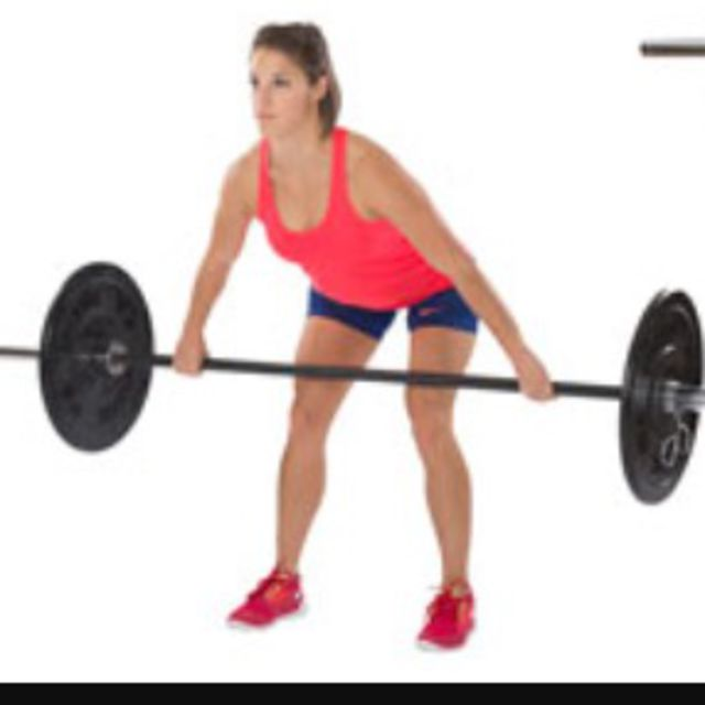 How to do: Hang Power Snatch(4reps) - Step 1