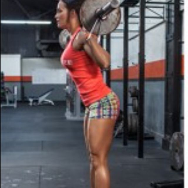 How to do: Good Morning Barbell - Step 1