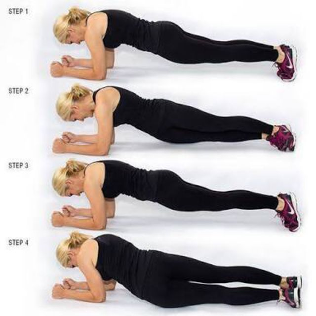 How to do: Hip Dips - Step 1
