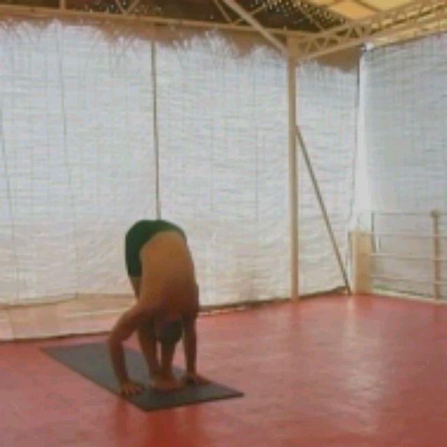 How to do: Kala Bhairavasana Sequence - Step 2