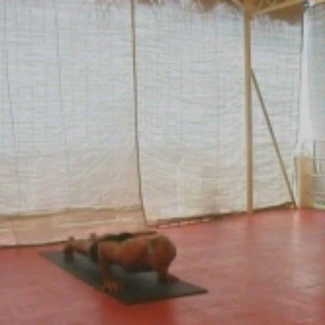 How to do: Kala Bhairavasana Sequence - Step 4