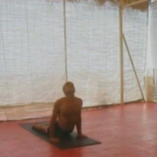 How to do: Kala Bhairavasana Sequence - Step 5